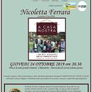"""""""Indovina chi viene a cena"""" – Presentazione libro """"A casa nostra"""" di Nicoletta Ferrara"""